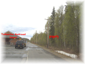 Lots And Land Sold: 22911 S Talkeetna Spur Rd.