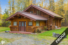 Residential Recently Sold: 25651 S Talkeetna Spur Road