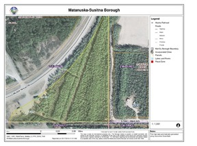 Lots And Land Active: 39325 S Talkeetna Spur Rd.