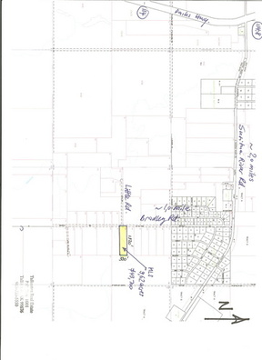 Lots And Land Sold: 24773 S Bradley Rd.