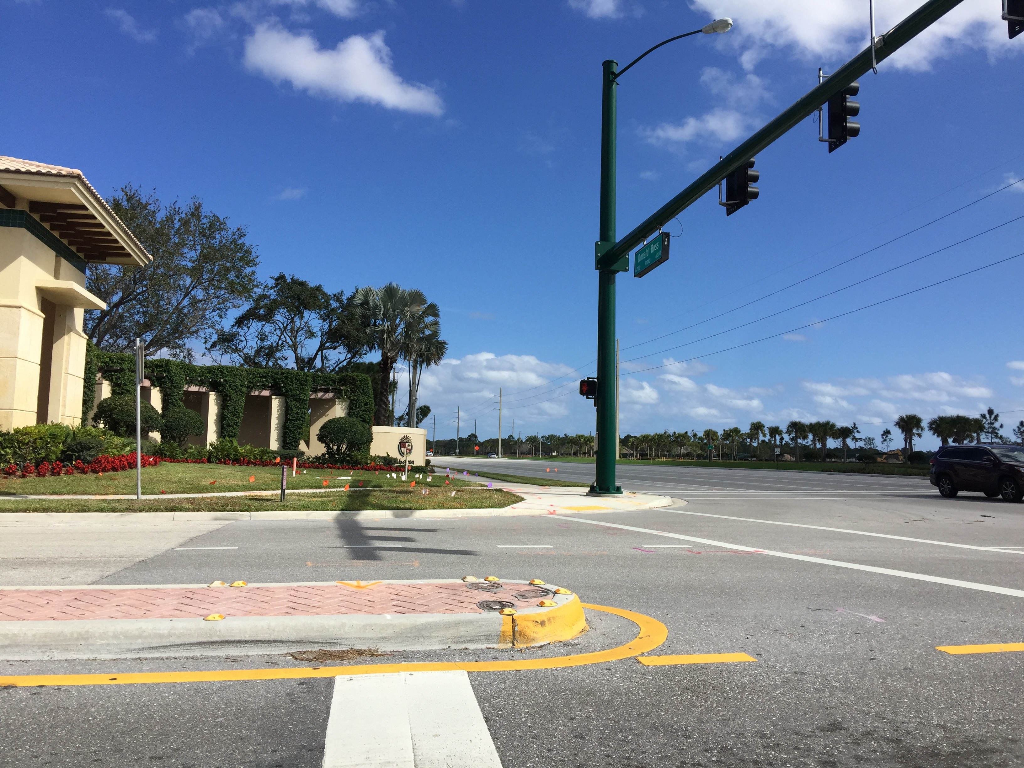 Abacoa Alton Donald Ross intersection