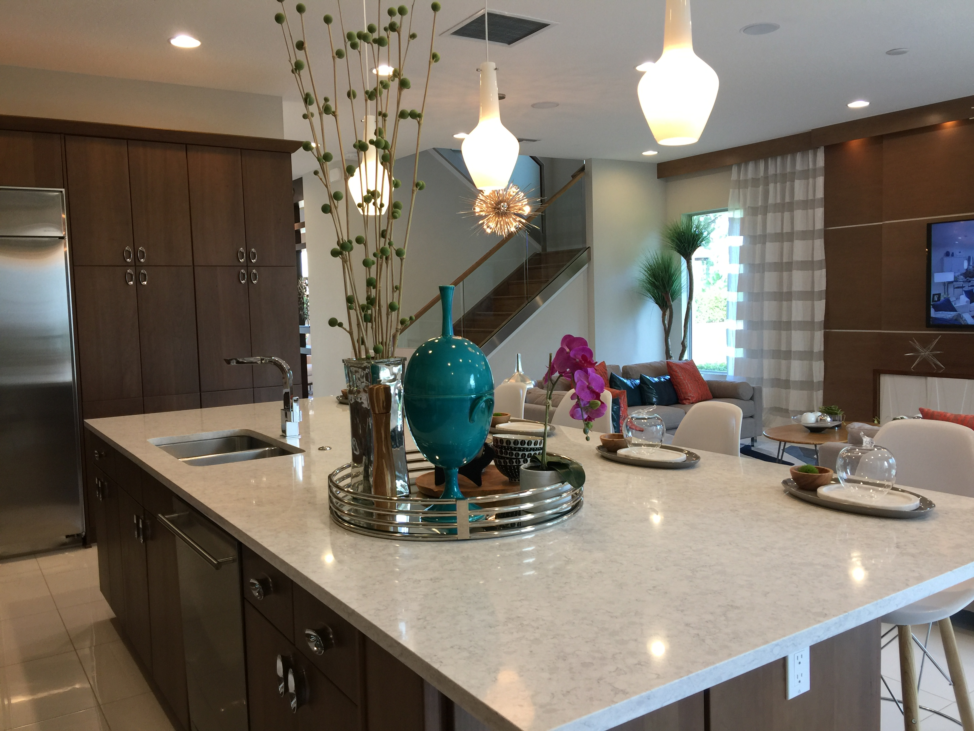 Alton Kolter Homes kitchens