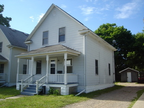 Single Family Home Leased: 1722 Egleston Ave