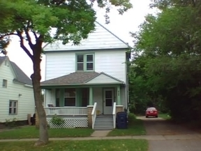 Duplex For Rent: 1612 Bank St.  #1