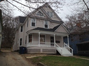 Multi Family Home Leased: 301 Douglas Ave #2
