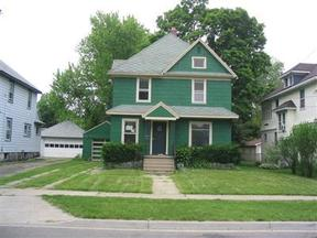 Single Family Home Leased: 511 Clinton
