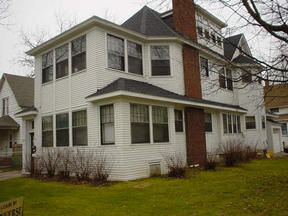Multi Family Home Leased: 1004 E Stockbridge  #1