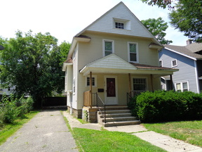 Single Family Home Leased: 1016 Clinton Ave