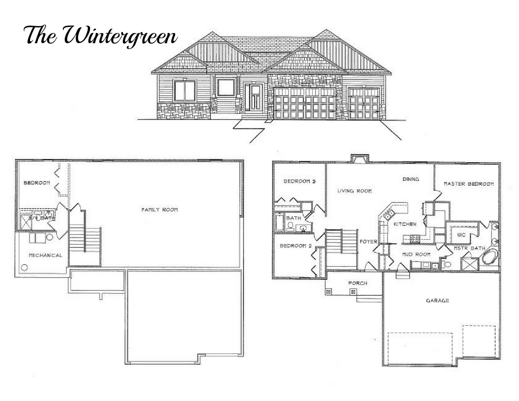 Floor plans for building a new home! on colonial house plans with garage, ranch house plans with garage, split entry house plans with garage, split level house plans with garage,