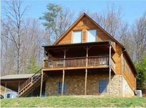 Residential Sold: 1570 Read Mountain Road