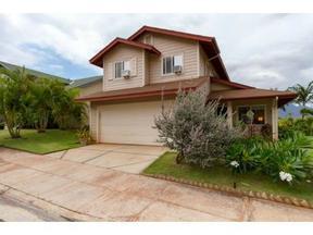 Single Family Home Sold: 87-1026 Huamoa Street