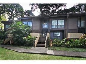 Condo/Townhouse Sold- Buyer Controlled: 46-318 Haiku Rd #88
