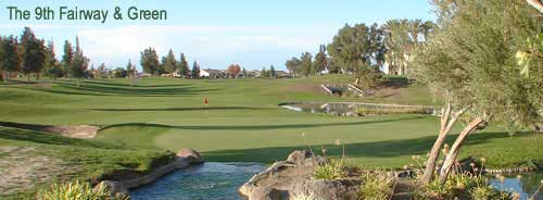 The 9th Fairway at Trilogy at Rio Vista