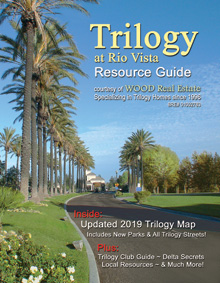 Wood Real Estate's Trilogy Resource Guide Cover