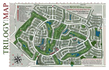 Wood Realestate's 2017 Trilogy Map