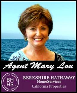 Agent Mary Lou Newport Beach Berkshire Hathaway Realtor