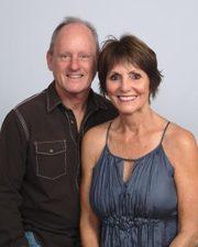 Jamie and Debbie Williams