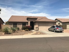 Rental Leased: 13254 W Paradise Ln
