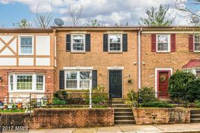 Townhouse Sold: 9608 Kanfer Ct