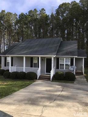 Knightdale NC Single Family Home Sold: $122,000