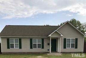 Selma NC Single Family Home Sold: $115,000