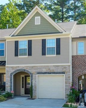 Raleigh NC Townhouse Sold: $187,000