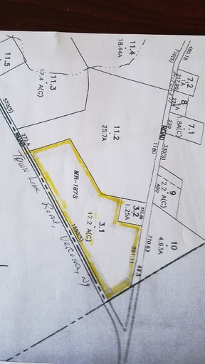 Residential Lots & Land A-Active: 0000 Town Line Road