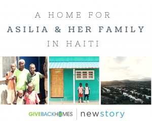 A Home for Asilia & her Family