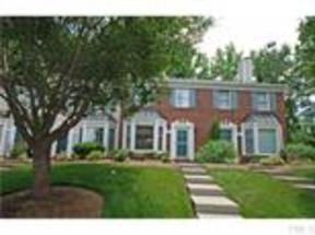 Townhouse Buyers Side Agent: 314 Silverberry Court