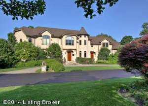 Million Dollar + Homes for Sale in Louisville KY