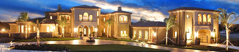 Serrano Custom Luxury Homes for Sale Country Club