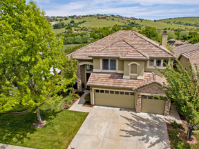 El Dorado Hills CA Single Family Home Sold: $598,000