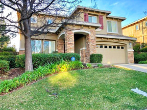 El Dorado Hills CA Single Family Home Sold: $605,000
