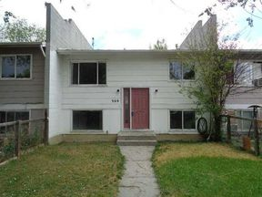 Billings MT Condo/Townhouse Sold: $64,900