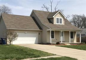 Single Family Home Sold: 1723 Orin Drive