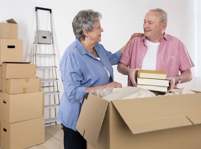 parisa samimi Many options for seniors who are downsizing