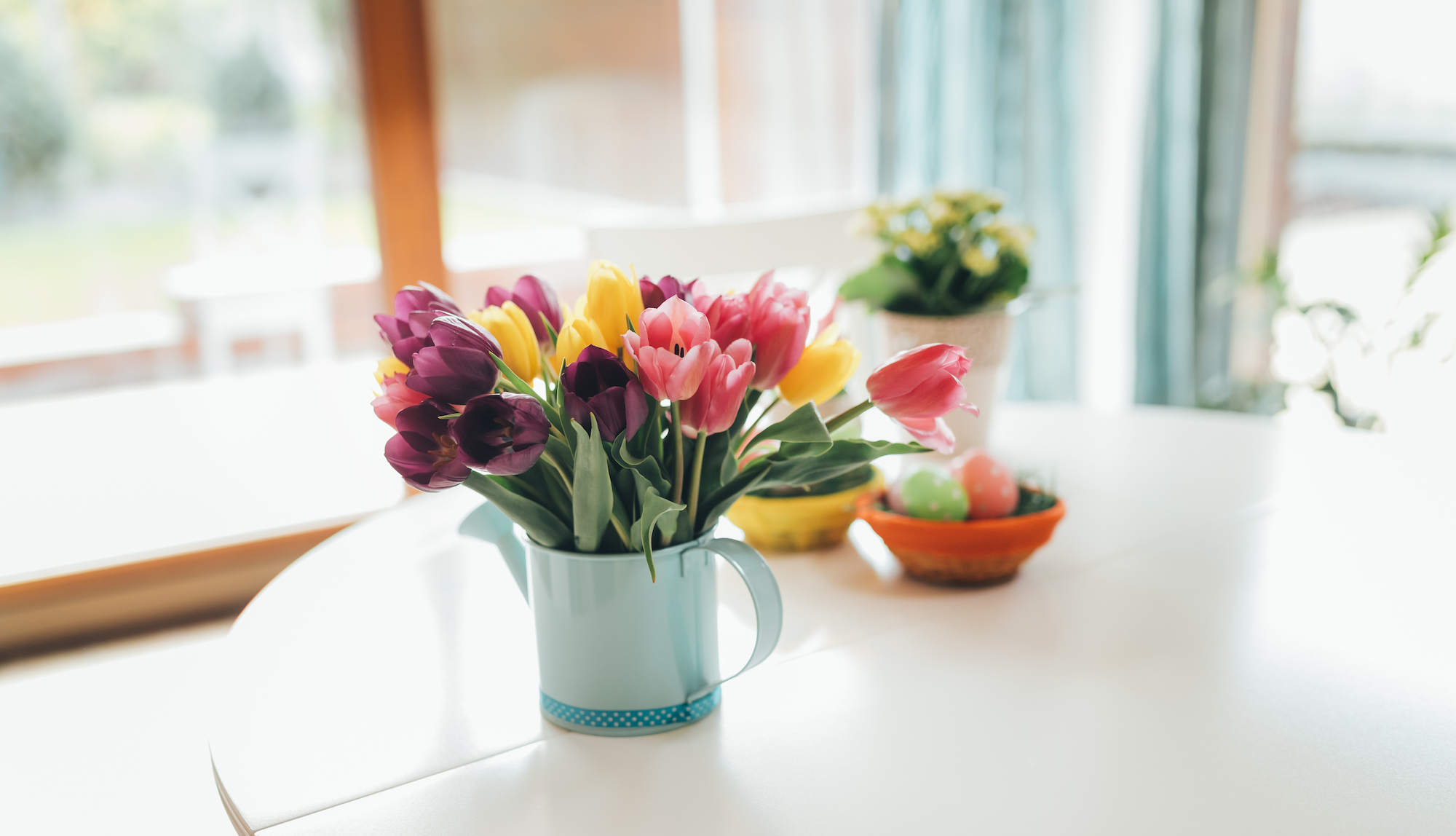 Spring Home Tips to Brighten Your Space