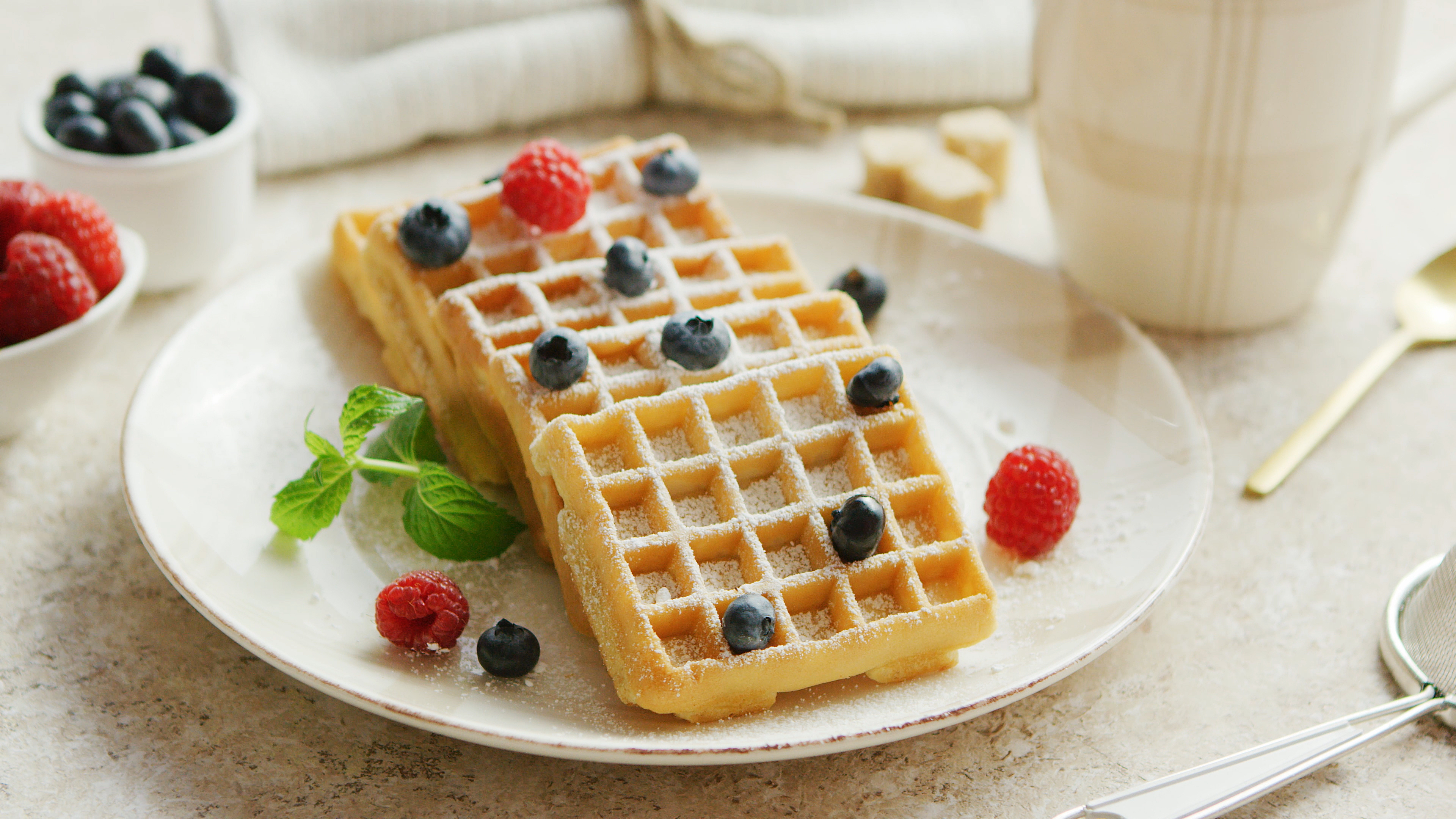 best places for waffles in chicago