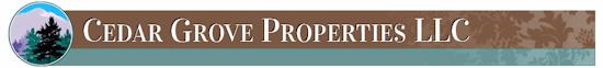 Cedar Grove Properties LLC