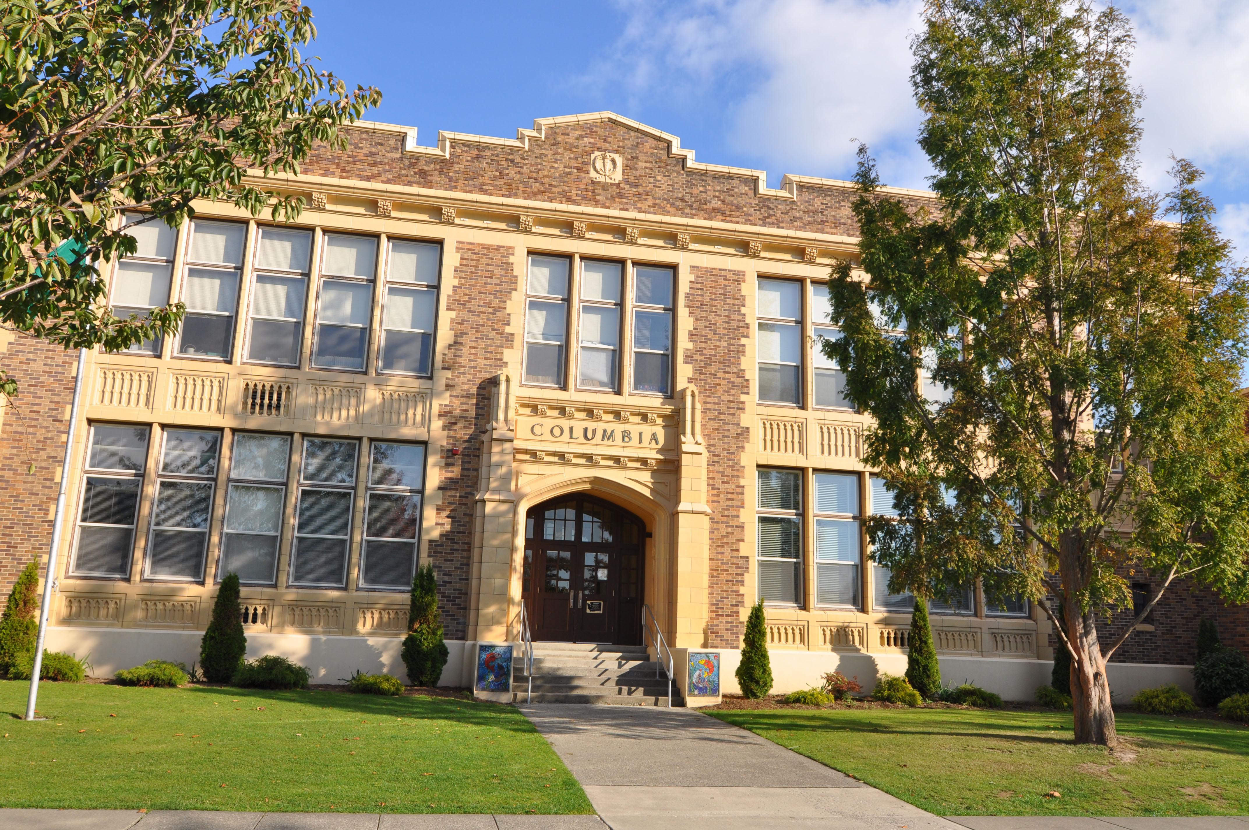Columbia Elementary Bellingham