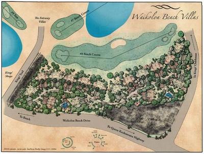 Waikoloa Beach Villas For Sale at Waikoloa Beach Resort, HI