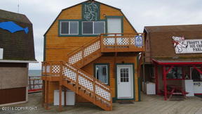 Commercial Sold: Homer Spit Rd. Boardwalk