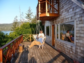 Commercial Remote Adventure Tour Op: Kachemak Bay