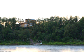 Commercial Fishing & Hunting Lodge: 000 Mulchatna River