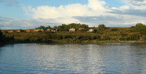 Commercial Remote Fishing Lodge: 00 Nushagak River