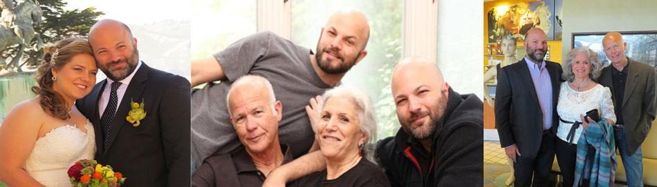 Roya Johnson and Family in Austin