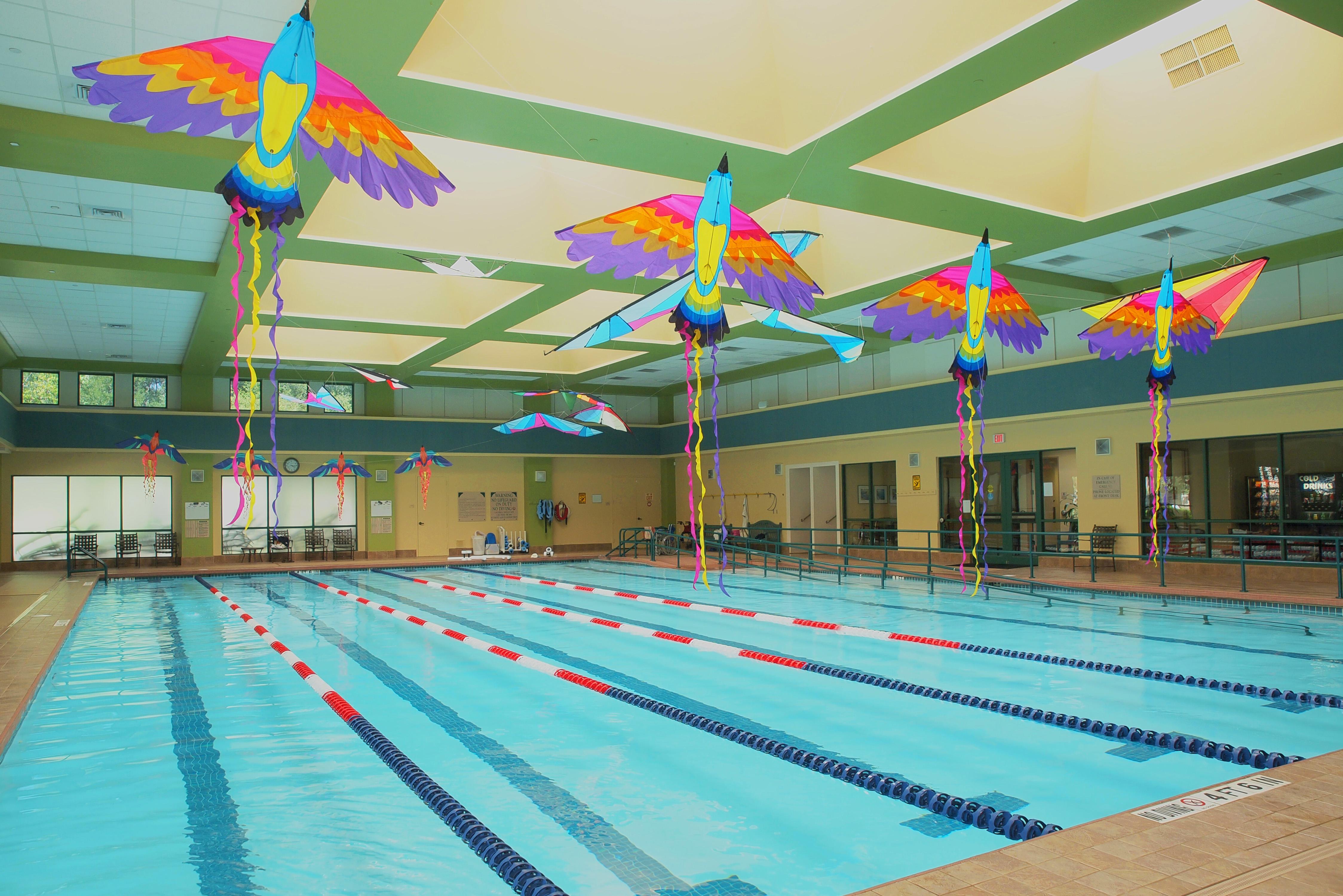 Texas Drive indoor Pool