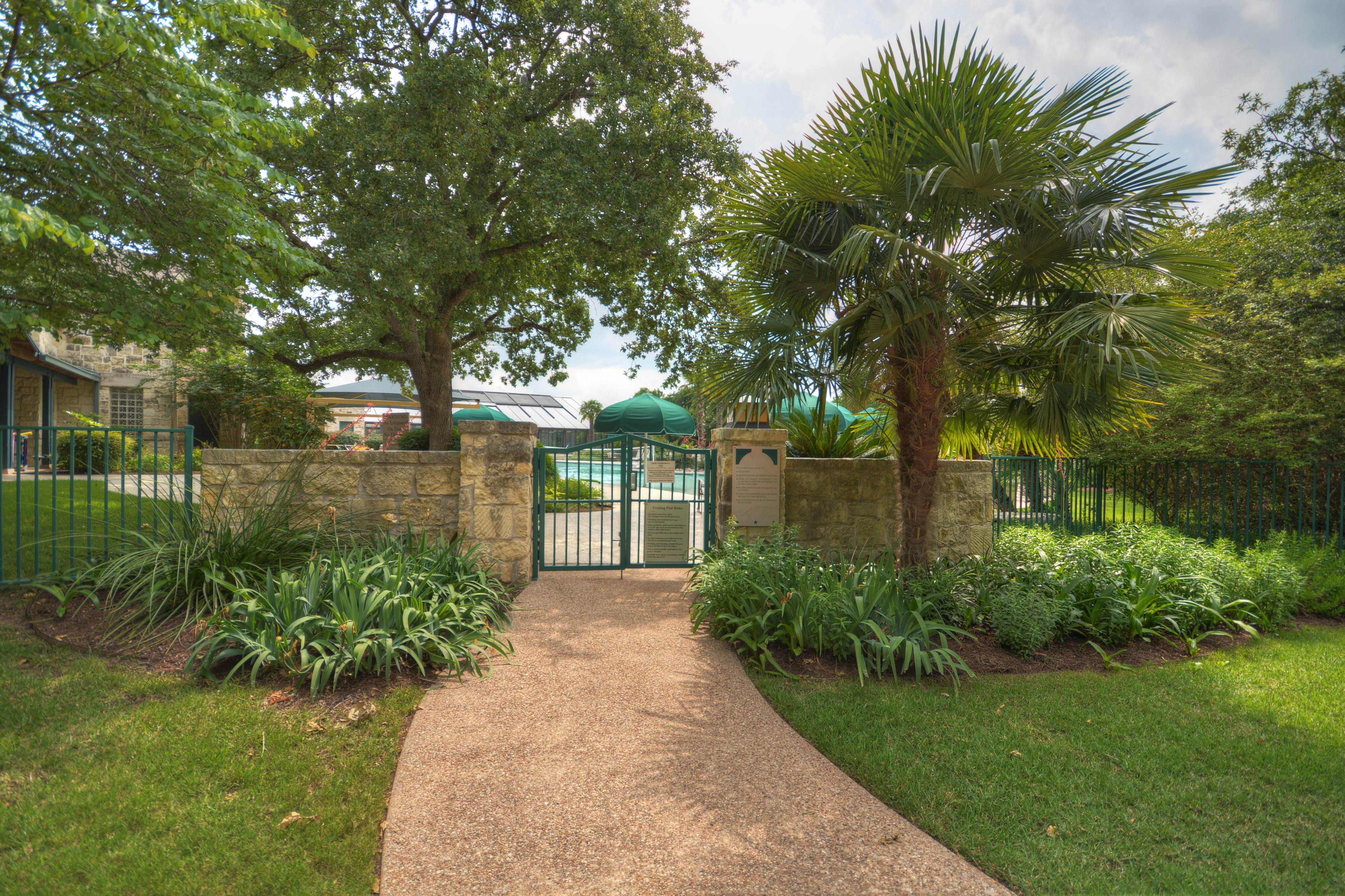 Texas Drive Fitness Center and Outdoor Pool