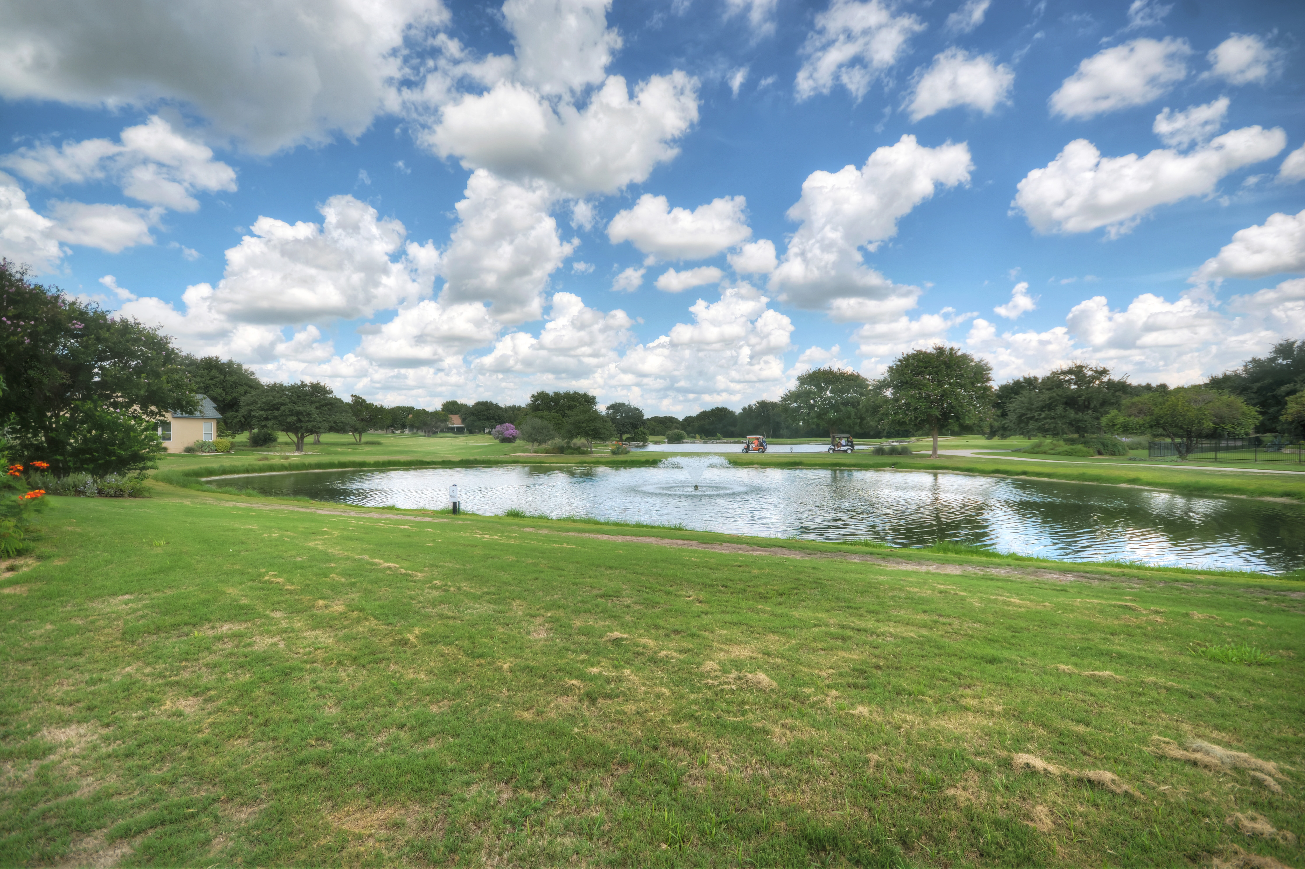 One of our 3 Beautiful Golf Courses