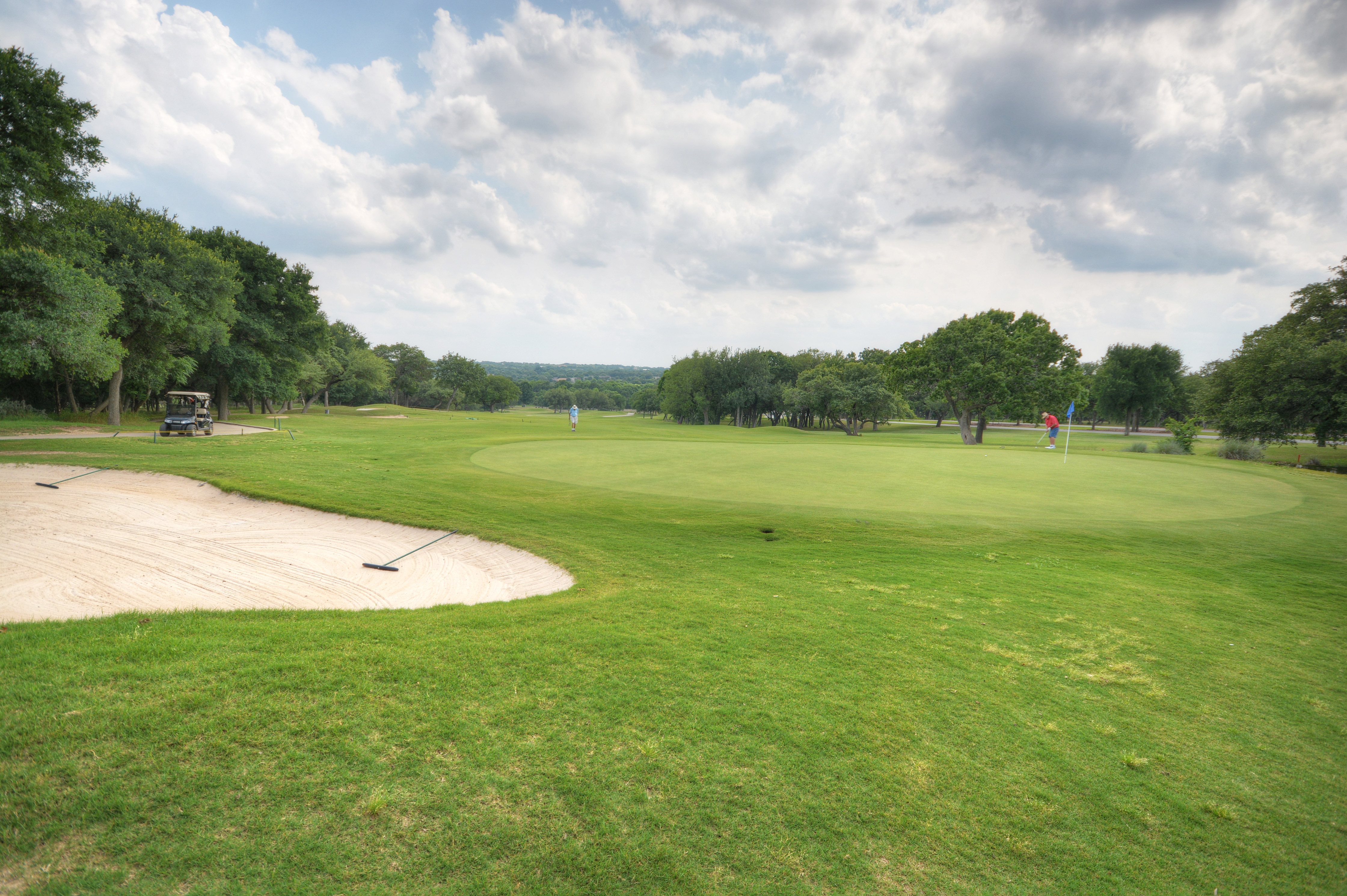 Legacy Hill Golf Course